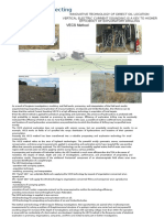 3D Electric Prospecting