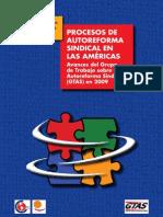 Procesos de Autoreforma Sindical en las Américas