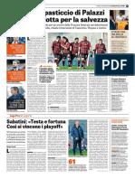 La Gazzetta dello Sport 12-05-2016 - Calcio Lega Pro