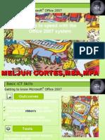 MELJUN CORTES - WORD2007 Lecture