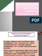 Metode Dan Parameter Pemeriksaan CRP