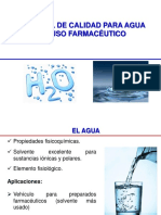02. Control de Calidad Para Agua de Uso Farmacéutico