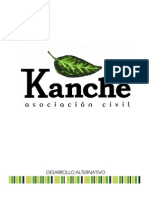 Dossier descriptivo kanché