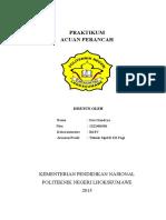 Cover Prancah