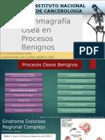 Gammagrafia Osea en Procesos Benignos