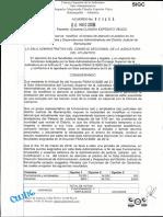 Acuerdo cambio de horario en los despachos judiciales de Barranquilla