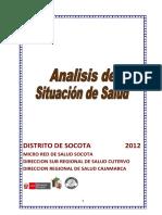 Asis Año 2012 Distrito Socota