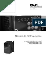 E11S Manual Spanish