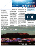 Business Events News for Thu 12 May 2016 - ICC Sydney heralds a new dawn, Australian Technology Park deal, Holiday Inn Express debut and more