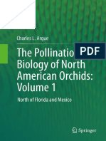 The Pollination Biology of North American Orchids- Volume 1