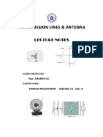 23715412 Antenna Theory Notes