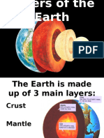earth crust