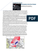 3D Electric Prospecting_Investigation in the West Finland