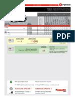 Evo-All Ig Reg Bi Sub Forester-impreza 2012-2016 Key a 35011