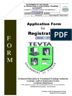 Registration Forms 2016 2017