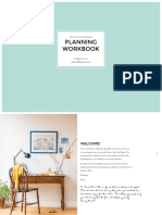 Planning Workbook - Fiona Humberstone