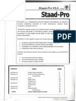 Staad Pro Book Pdf