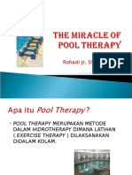 The Miracle of Pool Therapy
