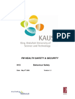 KAUST H13 Behavioural Safety_Ver1.1 11May08 JC