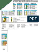 17. Kalender Pendidikan 2015-2016 JATIM
