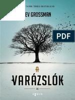 Lev Grossman a Varazslok