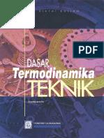 Dasar Termodinamika Teknik.pdf