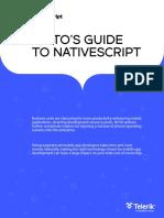 Nativescript for Ctos Doc