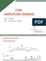Fadiga Amplitude Variável - 2016