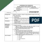 11.SOP Komunikasi Antara Pendaftaran Dn Unit Lain