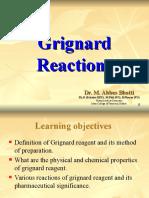 Grignard Reaction 3