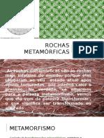 12- Rochas Metamórficas - Fatores de Metamorfismo