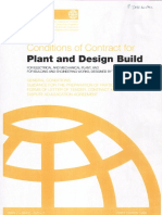 Fidic Yellow Plant and Design Build En