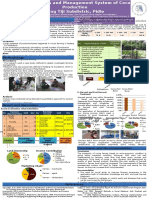 Characteristics and Management System of Cocoa Production  in Padang Tiji Subdistric, Pidie