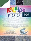 Kaleido-Pool Flyer