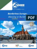 Borderless Europe Booklet