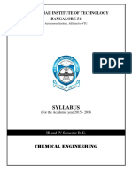 3 4 Sem Syllabus Chemical Engg 2015