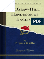 Handbook of English Mcgraw Hill