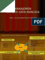 MSDM _Turn OVer Karyawan