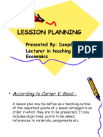 Lesson Planning (1)