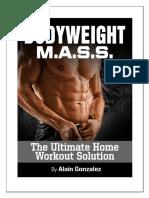 Bodyweight+MASS