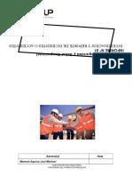 Informe Taller 1 Seguridad y Salud Ocupacinal