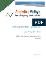 Data Science Hiring Guide