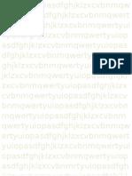 Reeducación Postural Integral ( Curso Febrero-marzo 2011)