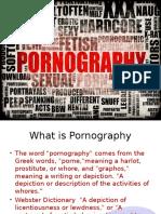 Pornography Ppt