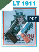 Vittorio Balzi, Colt 1911 - Browning HP35 - Walter P38 - Kalashnikov