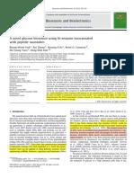 A Novel Glucose Biosensor Using Bi-Enzyme Incorporated