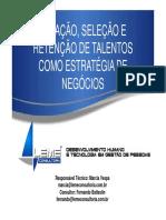 Palestra Inted - Fernando Battestin