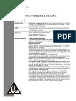 Co-ht Imprimante Inorganico de Cinc