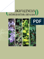 CatalogoFloraAmenazada Valencia