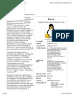 Linux Sistema